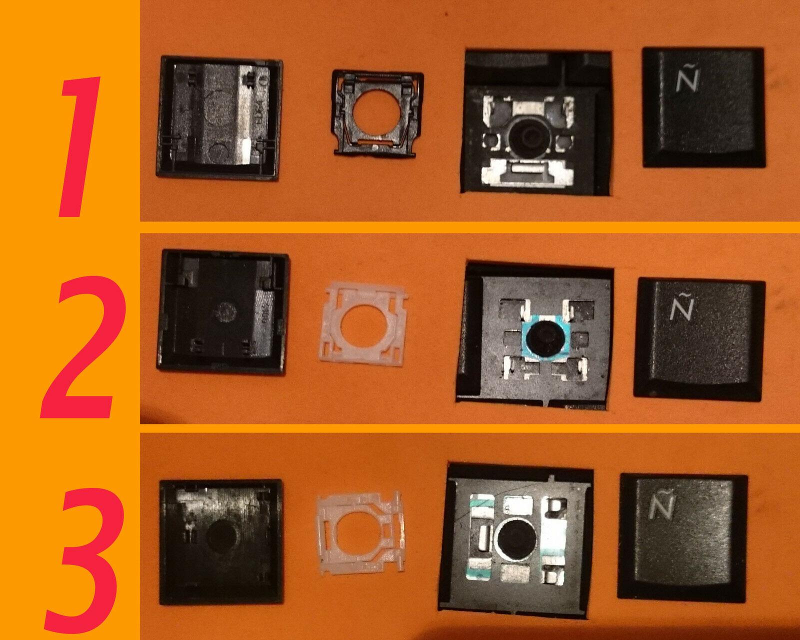 TECLA TECLAS DE TECLADO HP COMPAQ PRESARIO CQ60 CQ61 G61 CQ70 G60 G70