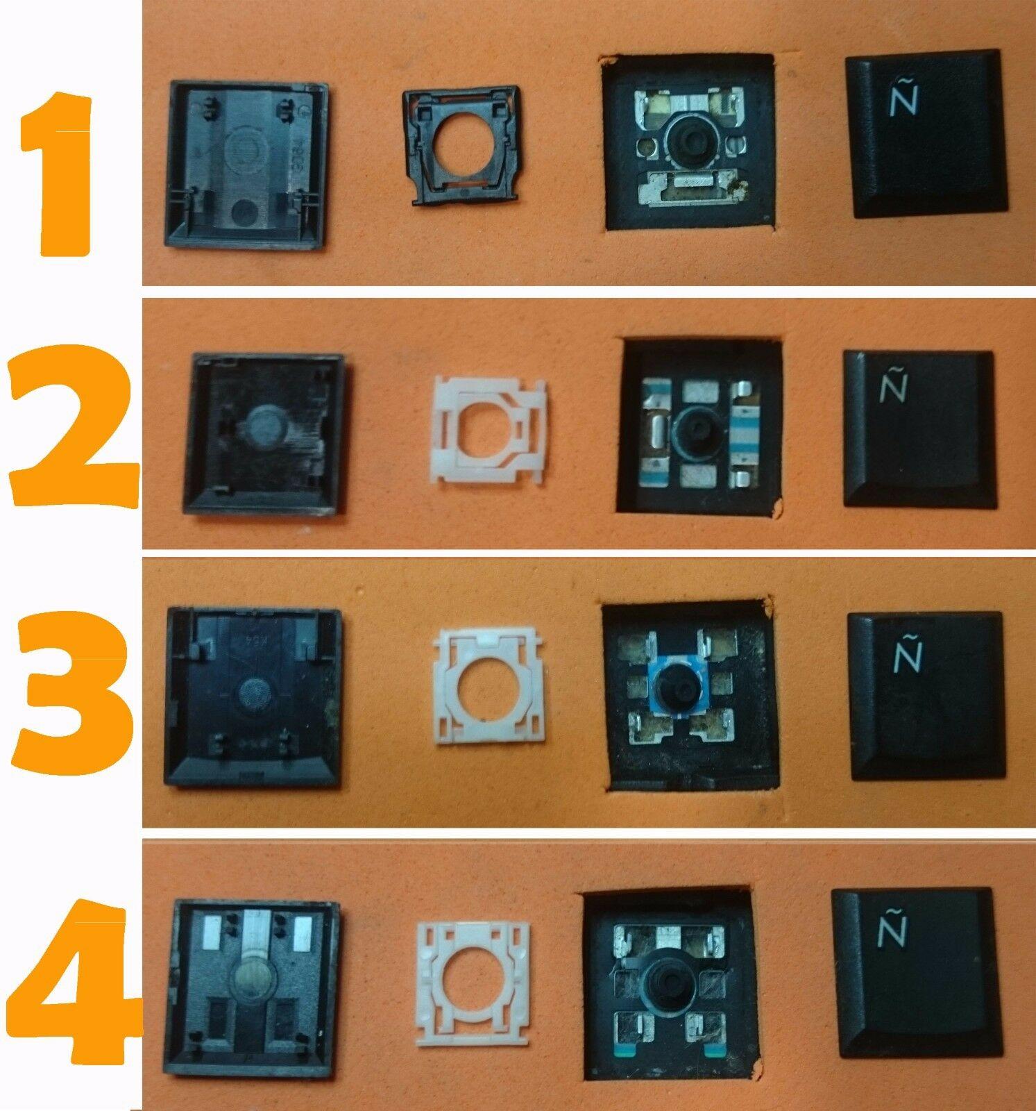 TECLA TECLAS DE TECLADO HP PAVILION DV6 DV6-1000 DV6-2000