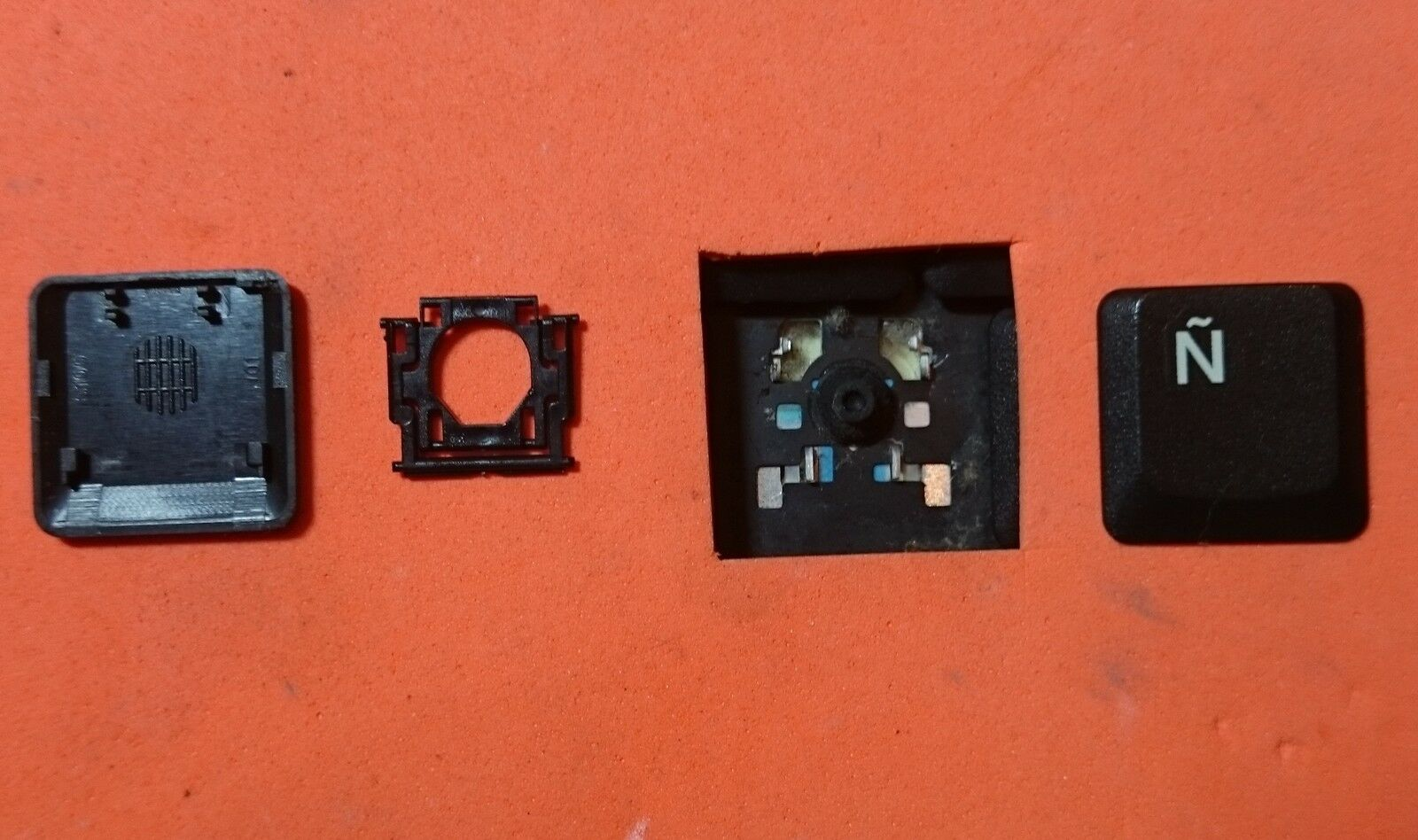 TECLA TECLAS DE TECLADO PACKARD BELL EASYNOTE ALP AJAX A D C2 C3 GDC MX61 MX65