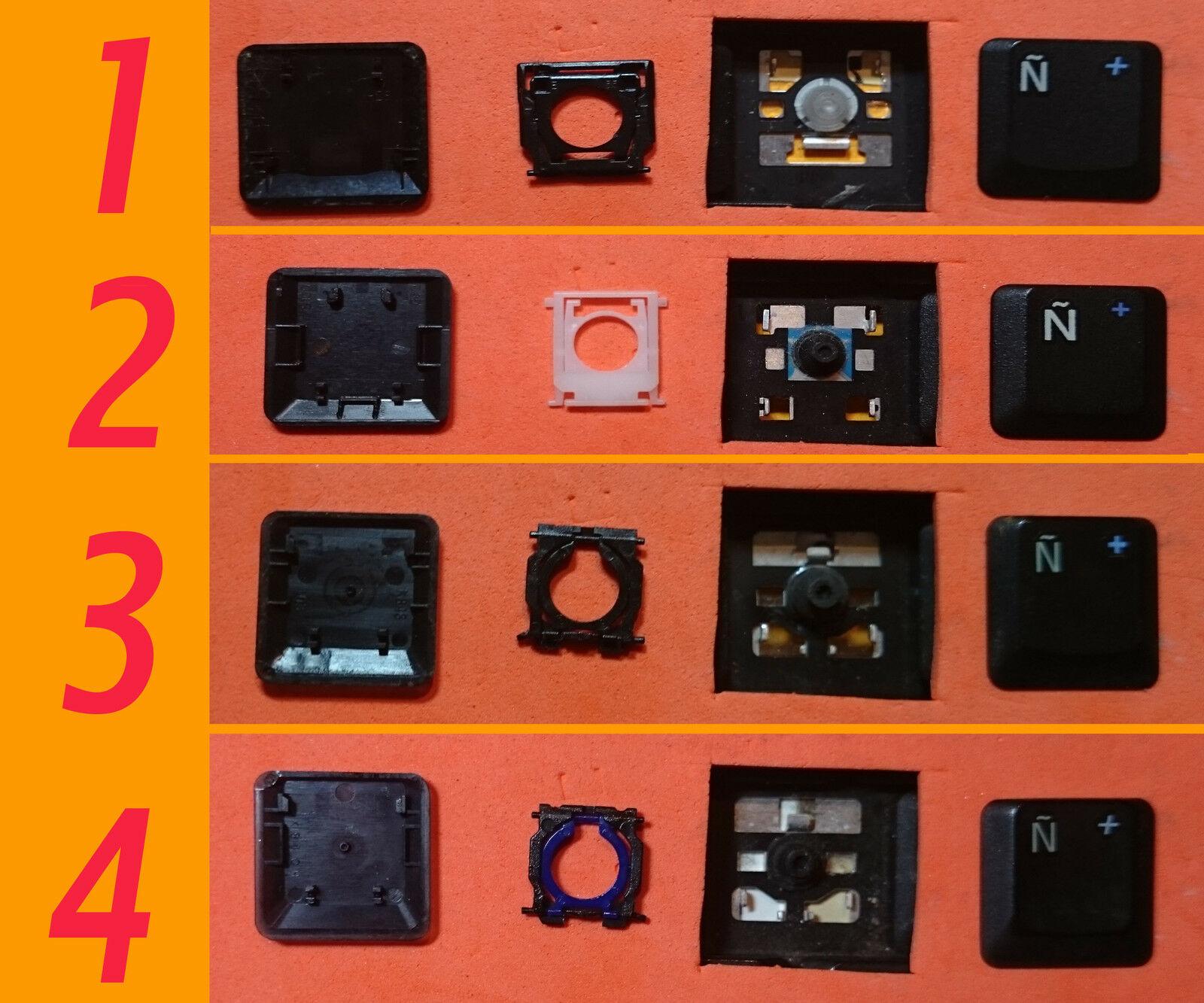 TECLA TECLAS DE TECLADO ASUS Z83SV Z83T Z8309D Z83M Z83D Z83DC Z8309D