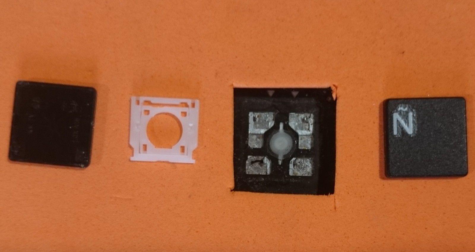 TECLA TECLAS DE TECLADO TOSHIBA SATELLITE C850 C850D C855C 855D L850 L850D L870