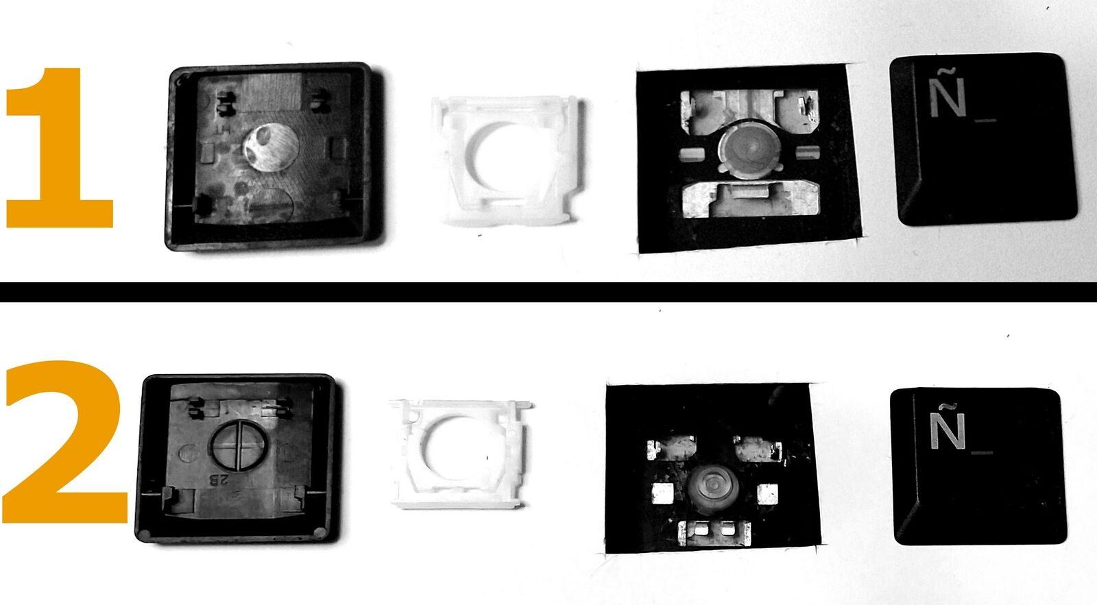 TECLA TECLAS DE TECLADO DELL LATITUDE E6500 E6510 E6220 E6320 E6430 E5420 M4400